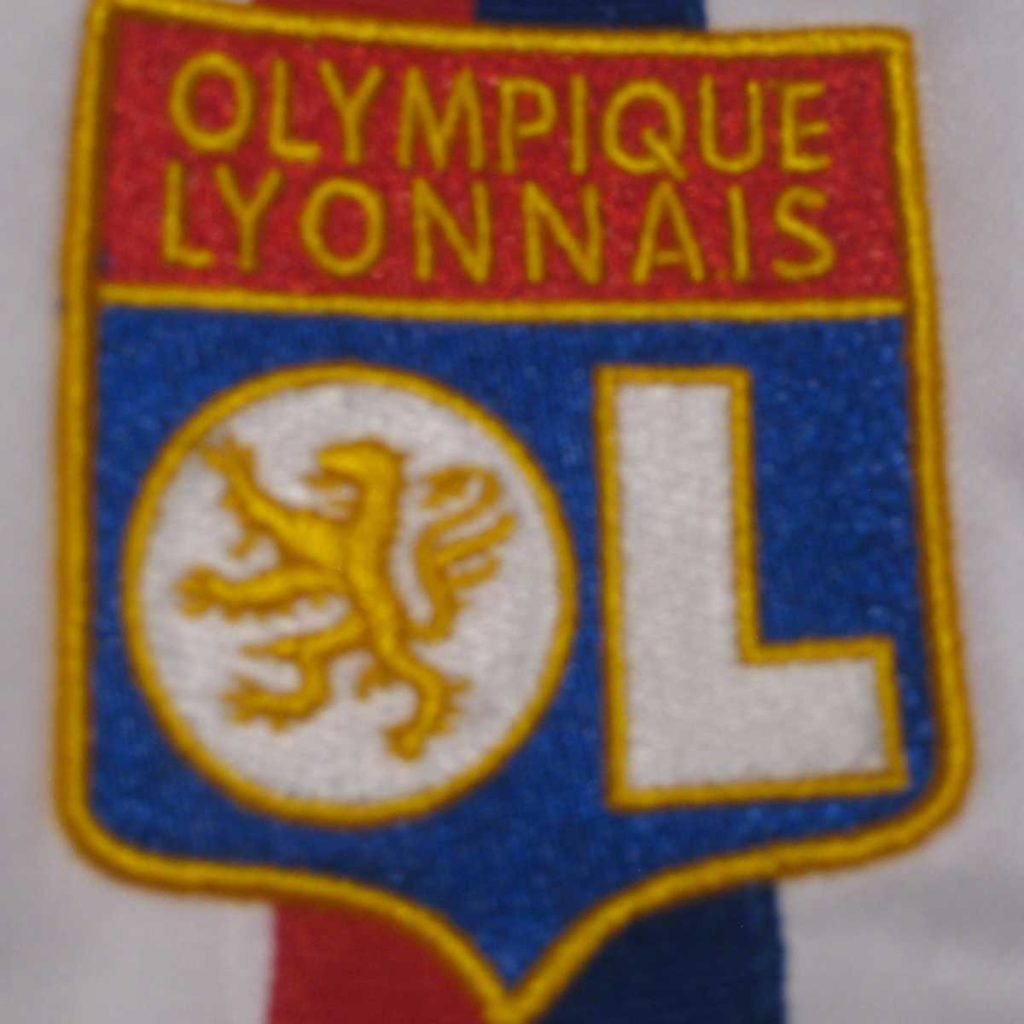 Olympique Lyonnais badge