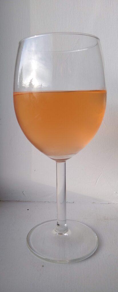 Casillero del Diablo Rose glass