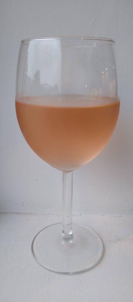 Galodoro Rose in glass